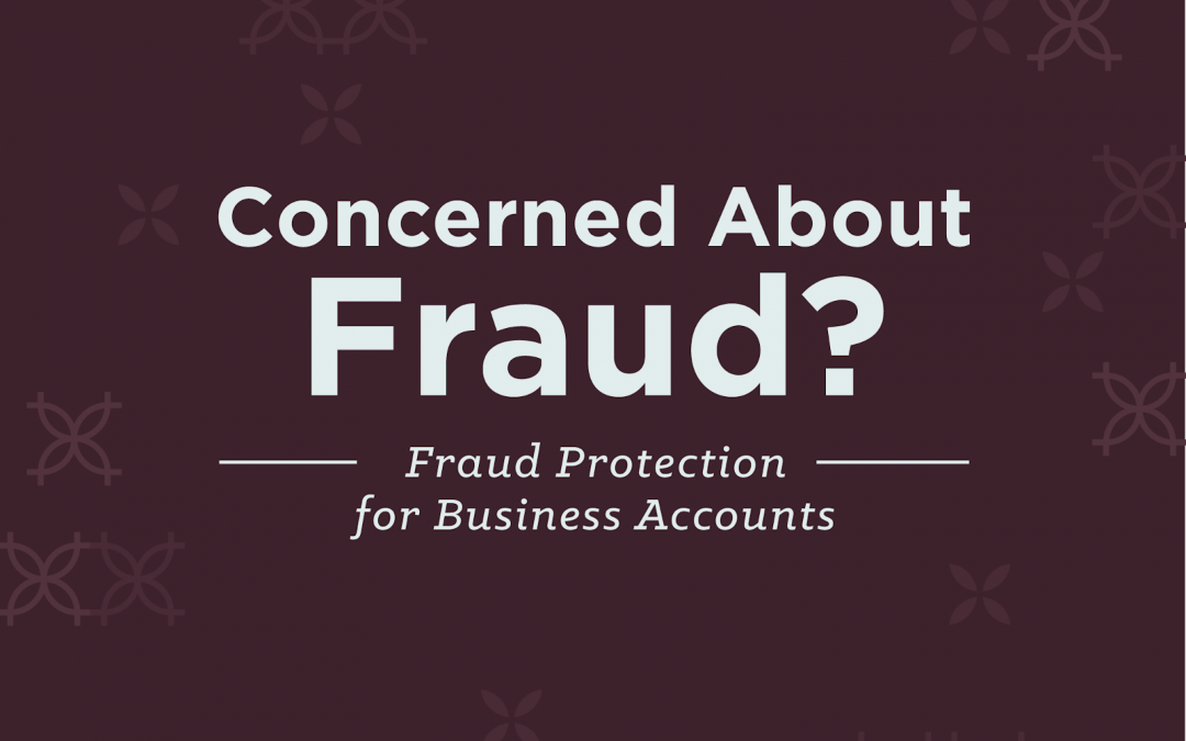 FRAUD PROTECTION FOR BUSINESS ACCOUNTS