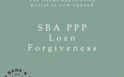 SBA PPP Loan Forgiveness