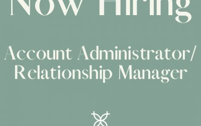 UBTMN Now Hiring Assistant Administrator Personal Trust